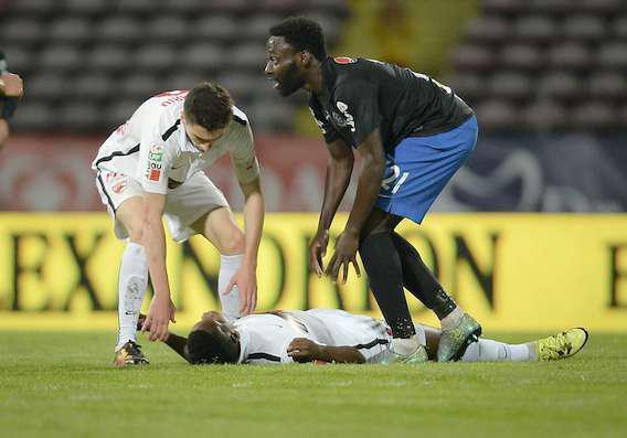 Patrick Ekeng : le footballeur décède après un malaise cardiaque