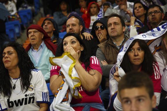 Euro 2016 : pas de risque accru d'AVC pour les supporters