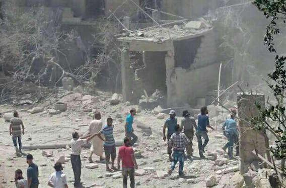 Syrie : Médecins Sans Frontières contrainte au soutien à distance