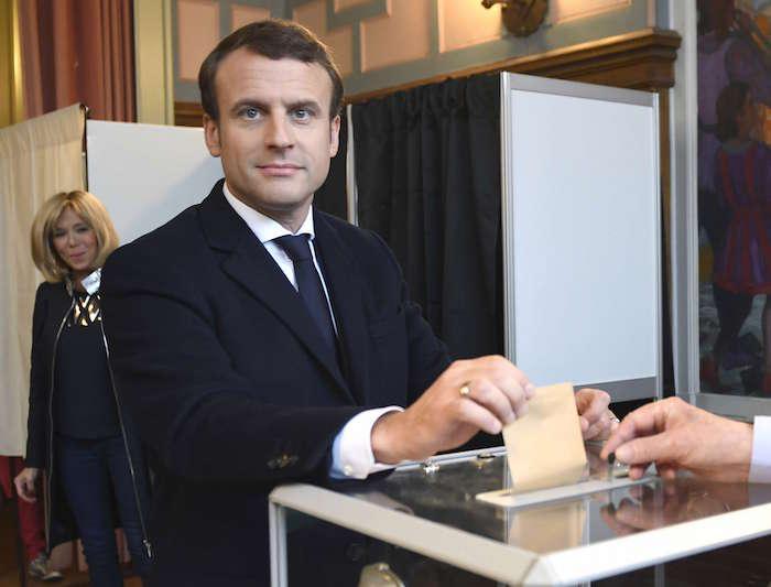Elysée: l'ordonnance santé d'Emmanuel Macron