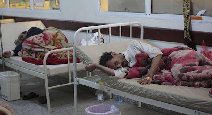 Choléra : l'épidémie prend de l'ampleur à Sanaa