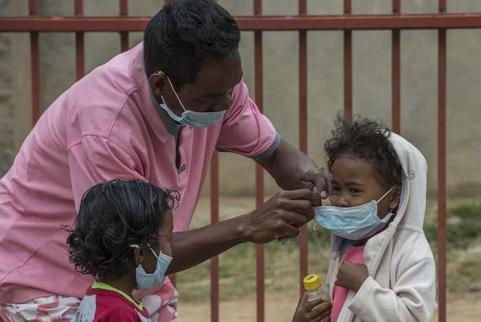 Attention à l'épidémie due à un microbre insensible aux antibiotiques