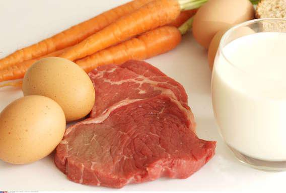 Aliments bio : le lait et la viande sont plus riches en oméga 3