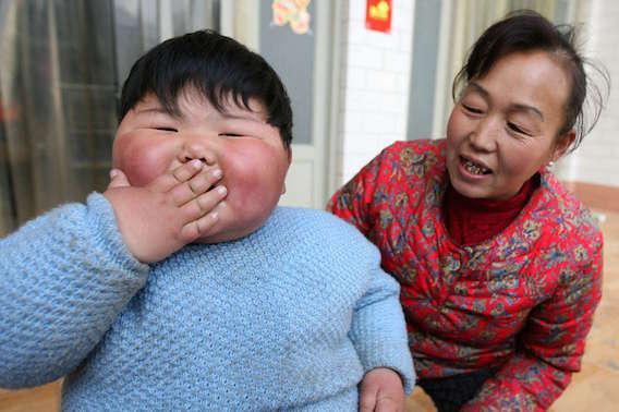 Chine : la malbouffe fait exploser l'obésité infantile