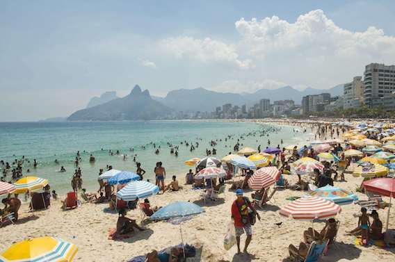 Journée mondiale du soleil : les risques d'une exposition excessive