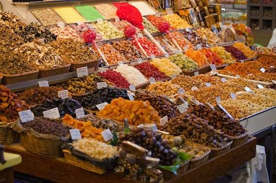 Les fruits séchés sont plus sucrés que des bonbons
