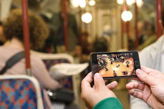 Regarder des vidéos sur son smartphone fait grimper le stress
