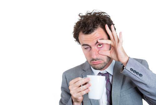 Le café inefficace après 3 nuits difficiles
