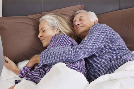 Les seniors ont un meilleur sommeil que les jeunes