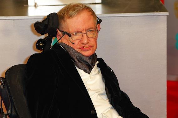 Stephen Hawking : son système de communication en accès libre