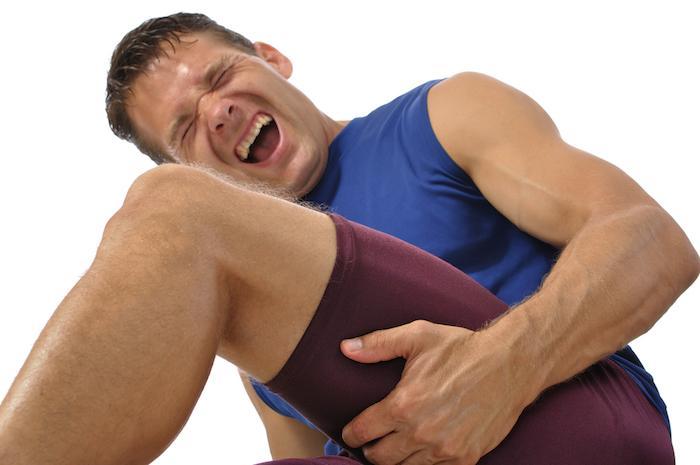 Douleurs musculaires : la crampe de l'extrême à l'écran