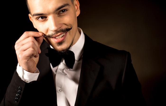 Movember: une moustache pour la bonne cause