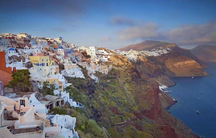 Crète: le secret de longévité des habitants de Mylopotamos