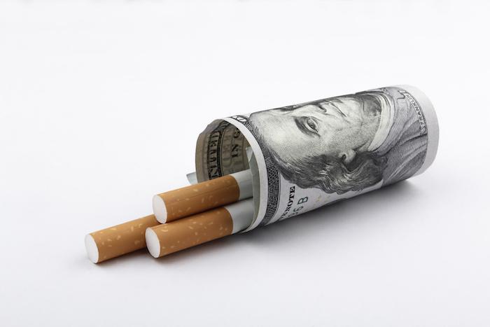 cigarettes augmenter le prix du paquet favorise le sevrage. Black Bedroom Furniture Sets. Home Design Ideas