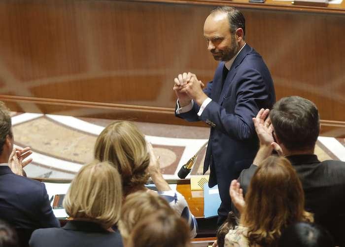 Edouard Philippe :  le prix du paquet de cigarettes va passer à 10 euros