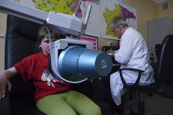 Tchernobyl : pas de lien avec les cancers thyroïdiens en France