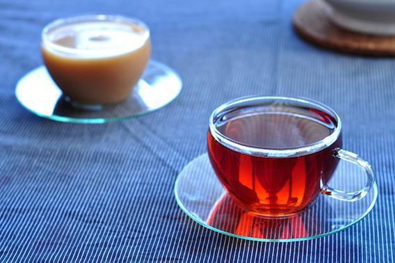 Une tasse de thé par jour bénéfique pour le coeur