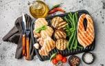 Peu de dangers avec la cuisson au  barbecue