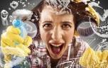 Les produits ménagers endommagent les poumons des femmes