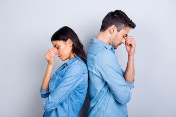 Couple : rompre et se remettre ensemble constamment est très mauvais pour la santé