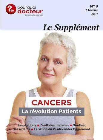 Cancers : la révolution patients
