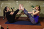 De la bière pour agrémenter sa séance de yoga