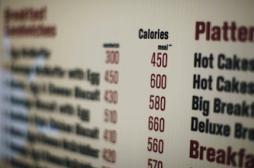Régimes: la chasse aux calories ne sert à rien