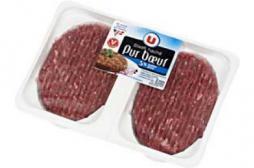 Bactérie E. coli : des steaks hachés Système U contaminés