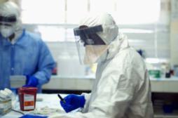 Ebola : le vaccin expérimental canadien testé par l'OMS