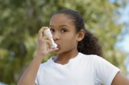 Plus d'un collégien sur dix est asthmatique