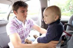Sécurité routière : la moitié des conducteurs ne démarre pas si les enfants ne s'attachent pas