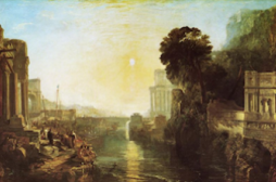 Les toiles de Turner en disent long sur la pollution au 19 ème siècle
