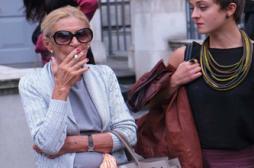 Fort risque de ménopause précoce chez certaines fumeuses