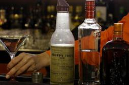 Excès d'alcool à 40 ans, troubles de...