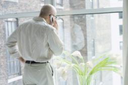 Téléphone portable : dangereux à haute dose