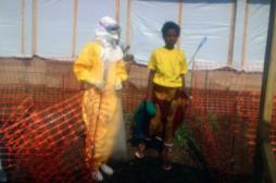 Virus Ebola : les premiers patients guéris rentrent chez eux