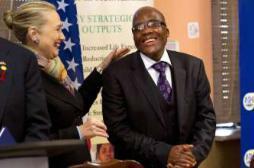 Afrique du Sud : le bras de fer entre...