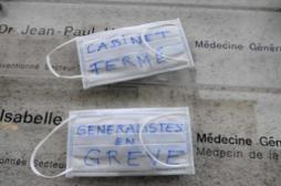 Grève des médecins libéraux : les...