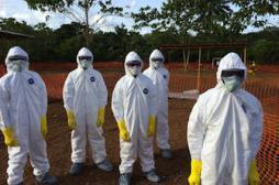Ebola : 152 soignants déjà contaminés au Libéria