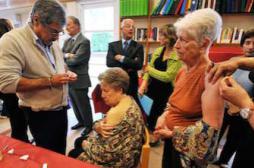 Grippe : les personnes âgées doivent recourir rapidement aux antiviraux