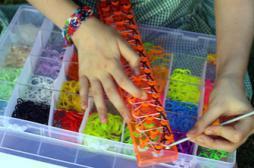 Bracelets Rainbow Loom : des contrefaçons toxiques