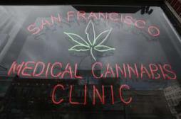 Le cannabis thérapeutique fait sa pub...