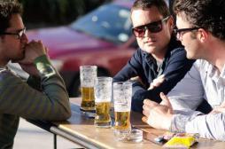9 gros buveurs sur 10 ne sont pas dépendants à l'alcool