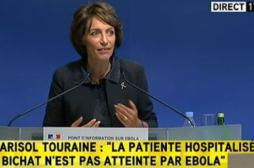 Ebola : Marisol Touraine appelle au calme
