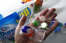 Dosettes de lessive : des intoxications de plus en plus fréquentes