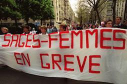 Sages-femmes : c'est parti pour une semaine noire