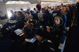 De virulentes bactéries survivent une semaine dans un avion