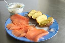 Listeria: cinq marques d'émincés de saumon rappelées