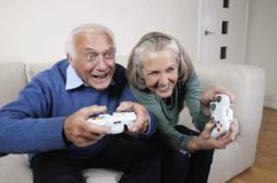 Jeux vidéo : Super Mario développe la matière grise du cerveau