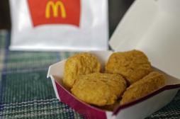 McDonald's ne va plus servir de poulet aux antibiotiques